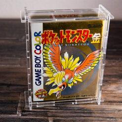GameBoy Colour Japan Display Case