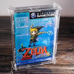 Nintendo GameCube Japan Display Case
