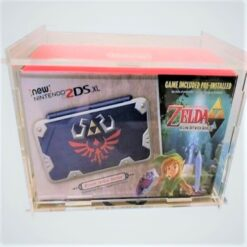 NEW Nintendo 2DS XL Small Console Display Case