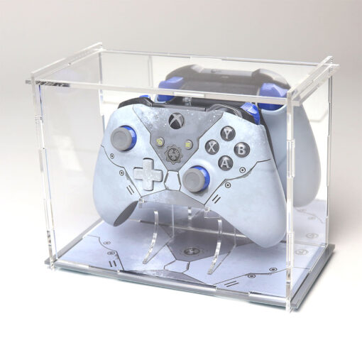 Gears 5 Kait Diaz Xbox Dual Case and Controller Stand