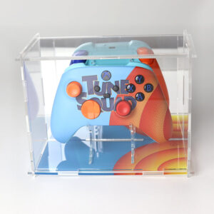 Space Jam Printed Dual Case & Controller Stand