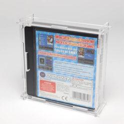 Neo Geo Pocket Cartridge Display Case