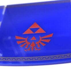 The Legend of Zelda Skyward Sword Logo Close Up