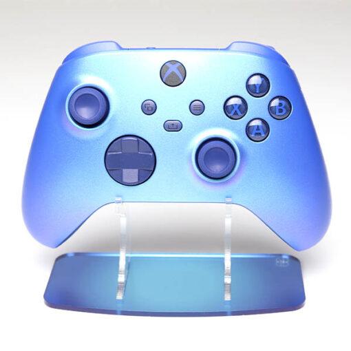 Aqua Shift Xbox Controller Stand Front