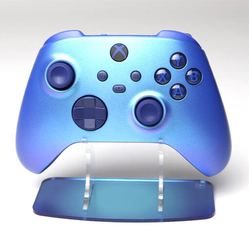 Aqua Shift Xbox Controller Stand Front 2