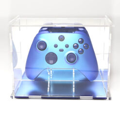 Aqua Shift Xbox Dual Case and Controller Stand Front